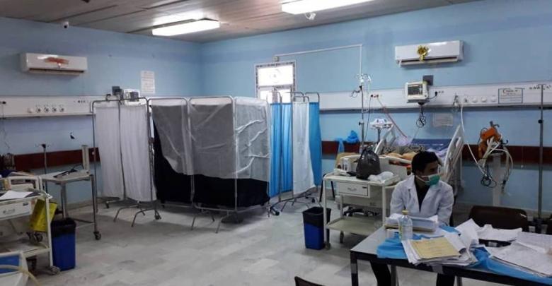 مركز سبها الطبي يواجه أزمة في أهمّ أقسامه