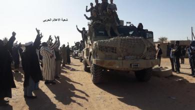 Photo of الجيش الوطني يدخل فنقل وتراغن.. والأهالي يرحبون