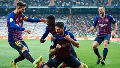 """صورة تحليل الكلاسيكو.. حين لعب ريال مدريد وفاز برشلونة """"الحاسم"""""""