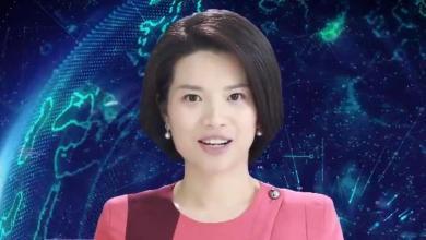 Photo of الصين تكشف عن أول مذيعة آلية