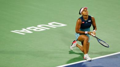 Photo of أوساكا تودّع بطولة دبي المفتوحة