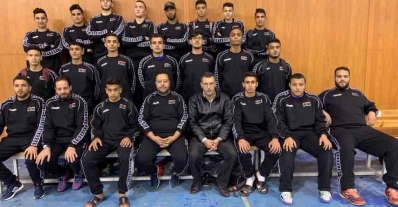 منتخبنا الوطني لكرة اليد