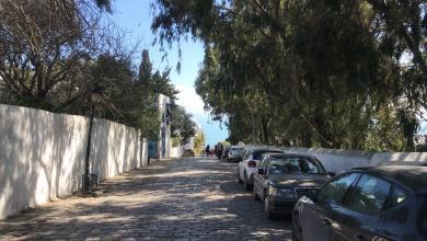 مدينة سيدي بوسعيد - تونس
