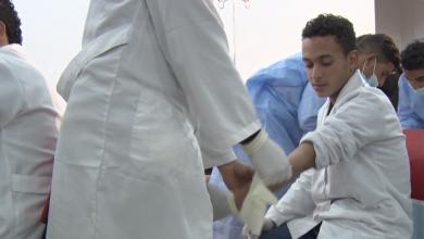 Photo of رفد الزنتان بـ100 مُمرض ومسعف