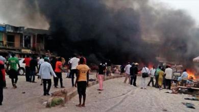 Photo of مقتل 39 شخصا بحوادث مرتبطة بالانتخابات في نيجيريا
