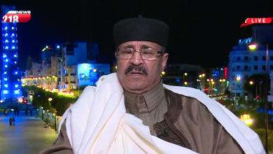 رئيس لجنة المصالحة في ملتقى فزّان من أجل ليبيا وأحد أعيان قبائل المقارحة هارون علي ارحومة