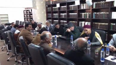 Photo of إخلاء مقرات قطاع العدل في طبرق