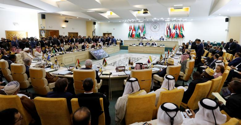 اجتماع وزراء الخارجية العرب قبل القمة