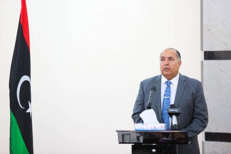 الأمين العام لديوان مجلس النواب عبد الله المصري
