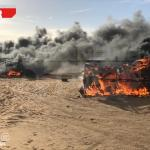 الجيش يُطلق عملية عسكرية قرب حدود تشاد