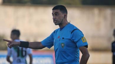 صورة الكاف يختار حكما مغربيا لإدارة مباراة الفرسان وجنوب أفريقيا