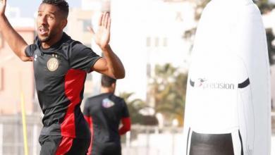 اللاعب الليبي حمدو الهوني