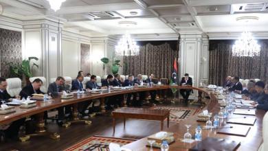 Photo of الرئاسي يُوافق على انضمام ليبيا لبنكين عالميّين