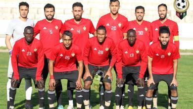 صورة مباراة المنتخب الوطني أمام الأولاد رسميا في صفاقس