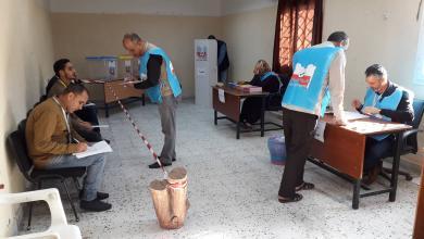 بدء عملية الاقتراع للانتخابات البلدية في وادي عتبة وزوارة