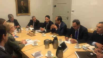 """تسهيل التأشيرة السويدية للطلبة الليبيين على طاولة """"تعليم الوفاق والمبعوث السويدي"""""""