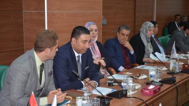 Photo of مساعٍ لتطوير عمل القطاع المصرفي الخاص بليبيا