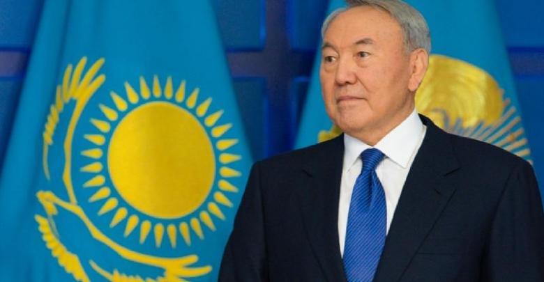 رئيس كازاخستان نور سلطان نزاباييف