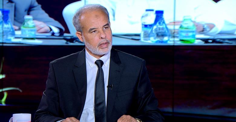 عضو الهيئة التأسيسية لصياغة مشروع الدستور الدكتور امراجع نوح