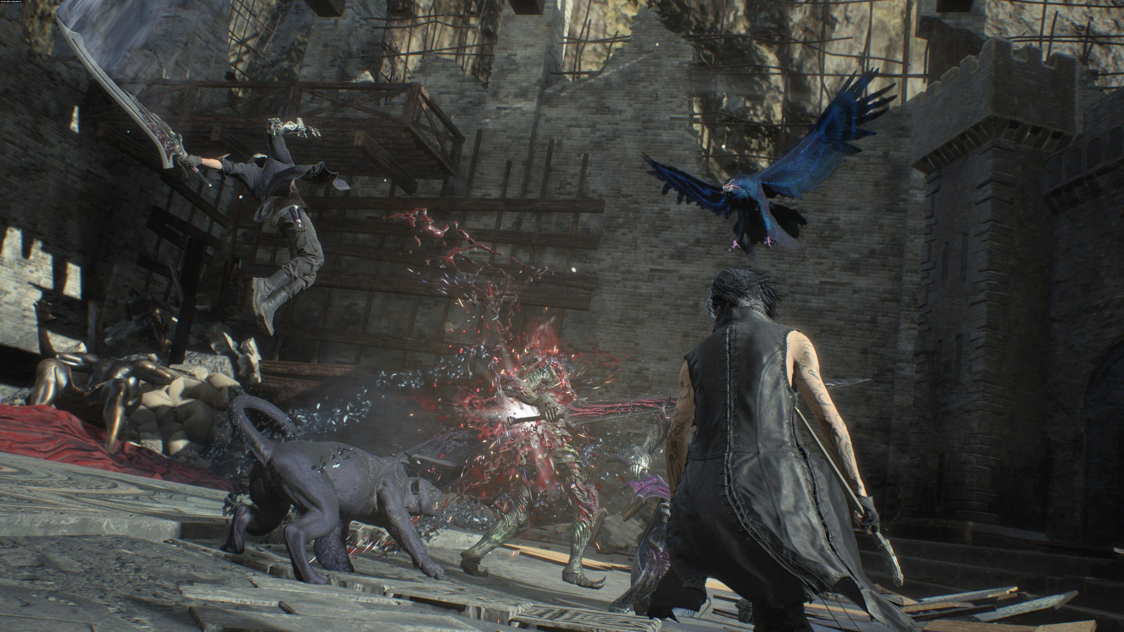 لعبة Devil May Cry 5