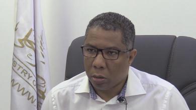 وزير الحكم المحلي في الحكومة المؤقتة محمد الفاروق عبد السلام