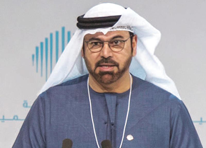 محمد القرقاوي - مدير مكتب محمد بن راشد السابق
