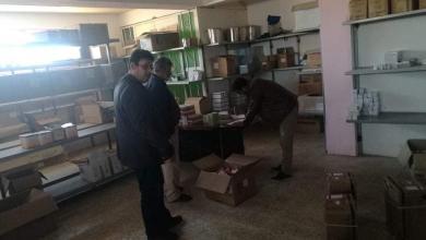 """Photo of """"الفسي"""" يتابع أوضاع الصحة بشحات"""