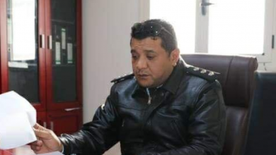 مدير مكتب الإعلام الأمني بمديرية أمن بنغازي النقيب أحمد المسماري