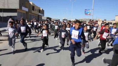 Photo of بني وليد: ما يقارب 700 عداء في مسابقة للعدو الريفي