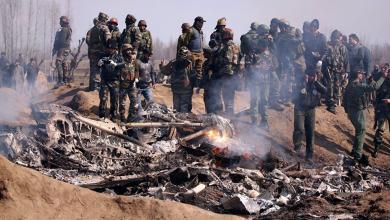 Photo of ثاني مقاتلة هندية تسقط خلال ساعات.. ونيودلهي لا تُعلّق