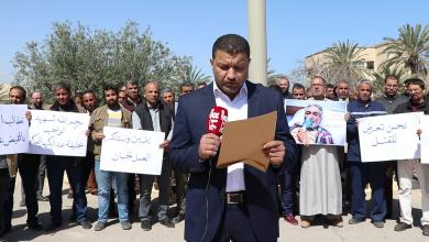 Photo of زُملاء العكروت يُطالبون بمعاقبة الجُناة