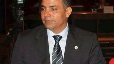 رئيس هيئة الشباب والرياضة الدكتور بشير القنطري