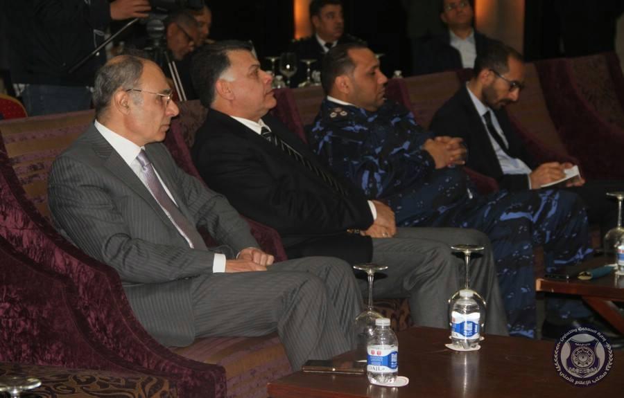 ورشة عمل لداخلية الوفاق حول تأمين الانتخابات