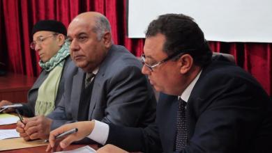 Photo of اجتماع أول لجامعة الزنتان
