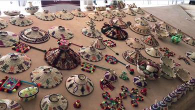 ركن السعفيات في مهرجان الربيع - حي الأندلس / طرابلس