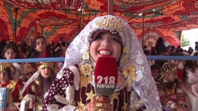 Photo of الزنتان .. حفلتان لأطفال الميراد
