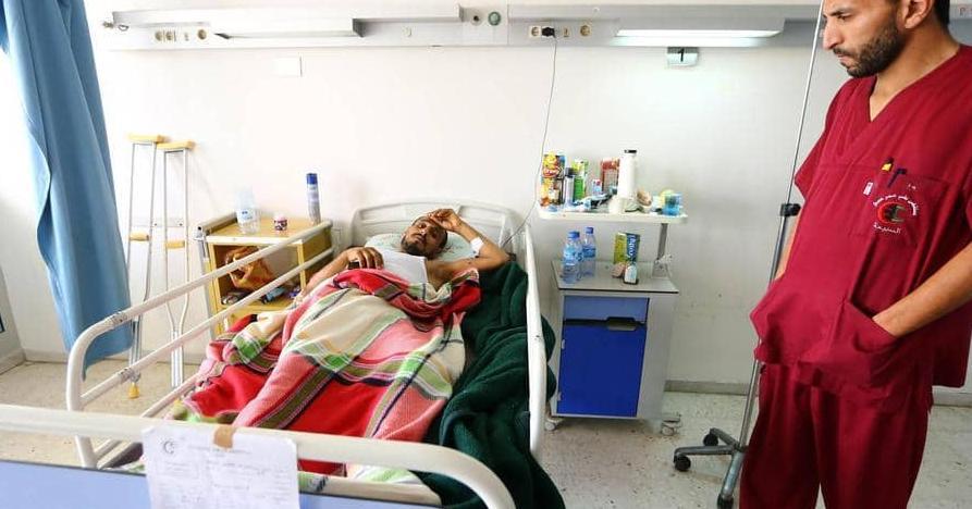 القطاع الصحي في ليبيا