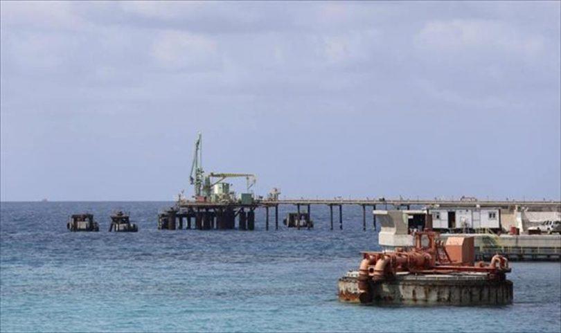 ميناء الزويتينة النفطي