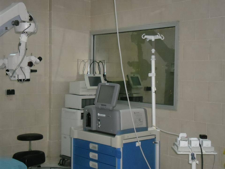 ما حدث في مستشفى امحمد المقريف في أجدابيا