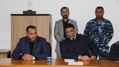 وكيل داخلية الوفاق لشؤون الهجرة غير الشرعية محمد الشيباني