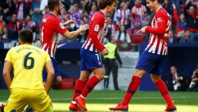 Photo of أتلتيكو مدريد يتجاوز ليغانيس في الدوري