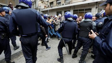 """احتجاجات """"جمعة الحسم"""" - الجزائر"""