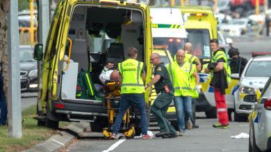 صورة الإرهاب يطال المصلين الآمنين في نيوزلندا