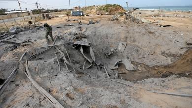 Photo of غارات إسرائيلية كثيفة على غزة