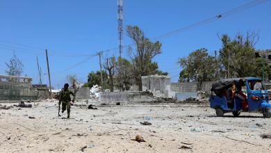 هجوم انتحاري - الصومال