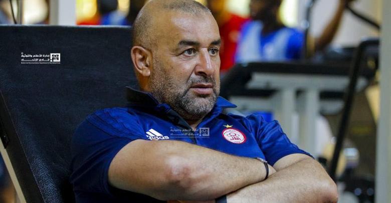 المدرب الجزائري عبدالحق بن شيخة