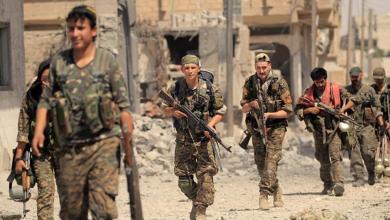 """""""قسد"""" تنهي وجود داعش الإرهابي في سوريا"""