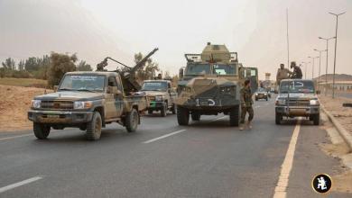 Photo of تحرّكات غامضة للجيش الوطني مع اقتراب الملتقى