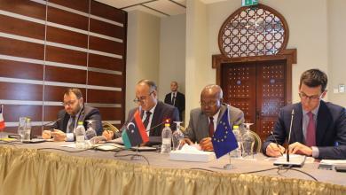 Photo of فرنسا والاتحاد الأوروبي يبحثان دعم مشاريع في ليبيا