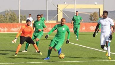 Photo of العبيدي يحرز أول أهدافه في الدوري الأردني